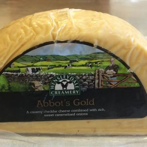 Abbots Gold Cheese