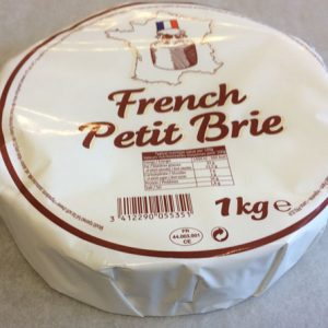 French Petit Brie