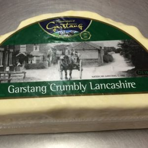 "Garstang ""crumbly"" Lancashire"