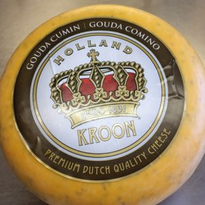 Gouda Holland Cumin – Kroon 200g