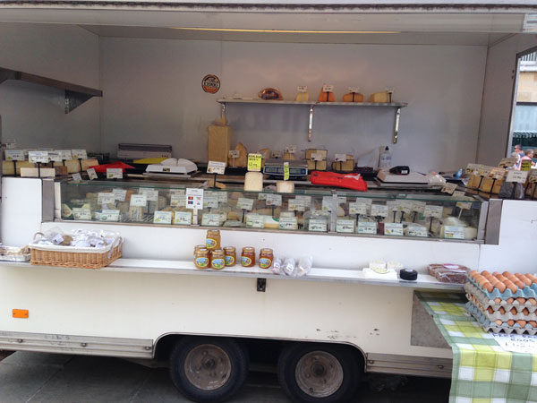 Mark's Cheese Counter in gGloucestershire and Herefordshire