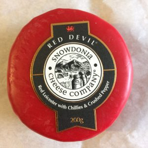 Snowdonia – Red Devil Individual Cheese 200g