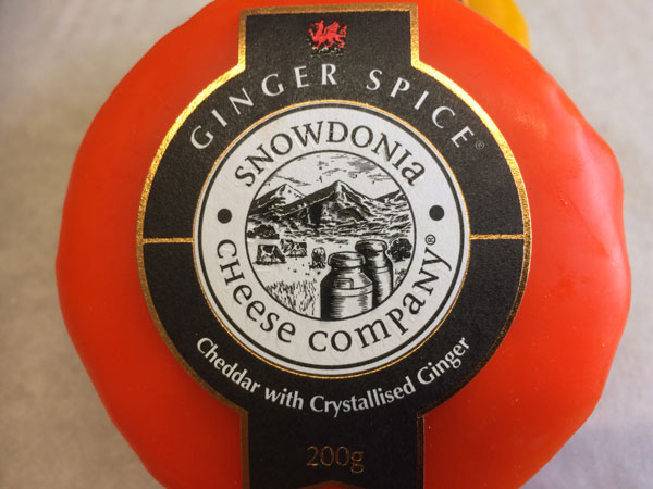 Snowdonia - Ginger Spice