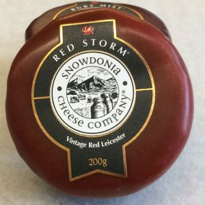 Snowdonia – Red Storm Individual Cheese 200g