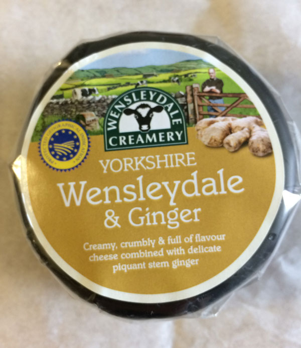 Wensleydale & Ginger