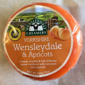 Wensleydale & Apricots