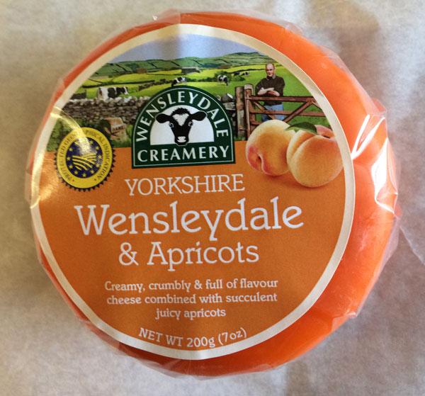 Wensleydale & Apricots