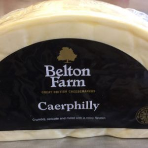 caerphilly cheese