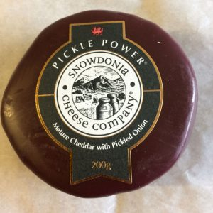Snowdonia – Pickle Power Individual Cheese 200g
