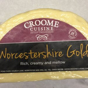 Worcestershire Gold Cheese
