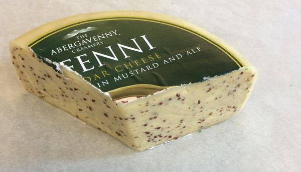 Y-Fenni cheese
